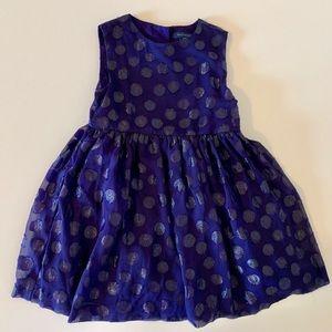 TOMMY HILFIGER formal dress in purple